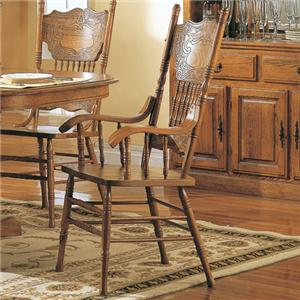 Coaster Mackinaw Arm Chair