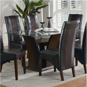 Coaster Rodeo Dining Table