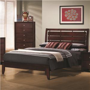 Coaster Serenity  Queen Bed