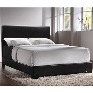 Coaster Upholstered Beds Queen Upholstered Low-Profile Bed