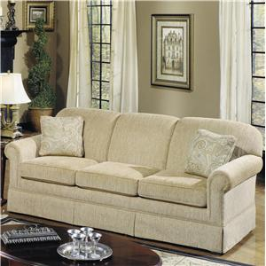 Craftmaster 4200 Stationary Sleeper Sofa