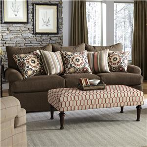 Craftmaster 9270 Traditional Sofa