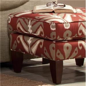 Craftmaster Accent Chairs Ottoman