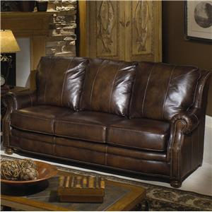 Craftmaster L785 Leather Sofa