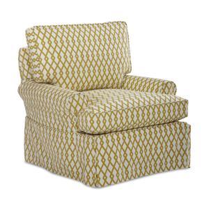 Craftmaster Swivel Chairs Swivel Glider Chair