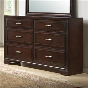 Crown Mark  B6510 Dresser