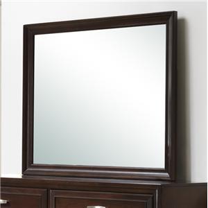 Crown Mark  B6510 Mirror