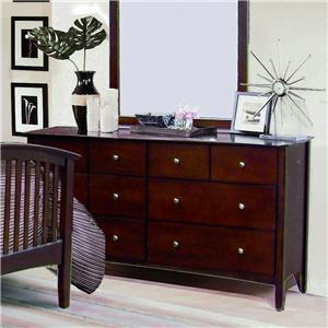 Crown Mark Lawson  Dresser