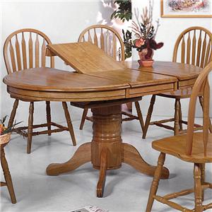 Crown Mark Windsor Solid Dining Table