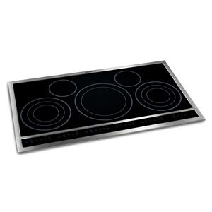 "Electrolux ICON® Designer Series 36"" Drop-In Electric Cooktop"