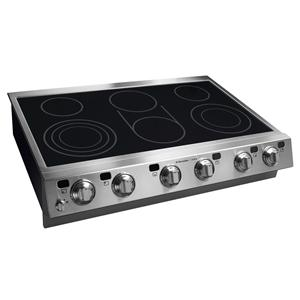 "Electrolux ICON® Designer Series 36"" Slide-In Electric Cooktop"