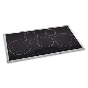 "Electrolux ICON® Designer Series 36"" Built-In Electric Cooktop"