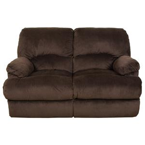 England Margie Double Reclining Loveseat with Power