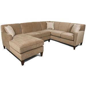 England Collegedale 3-Piece Sectional Sofa