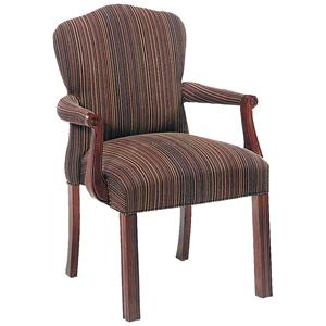 Fairfield Chairs Upholstered Stacking Chair