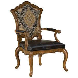 Fairfield Chairs Victorian Carved Chair