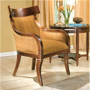 Fairfield Chairs Rustic Accent Chair
