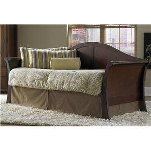 Fashion Bed Group Daybeds Stratford Daybed with Linkspring