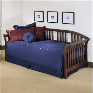 Fashion Bed Group Daybeds Salem Daybed with Linkspring