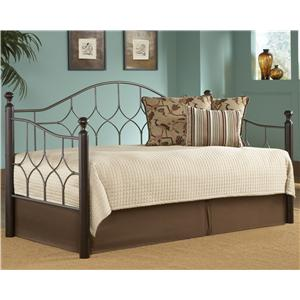Fashion Bed Group Daybeds Bianca Daybed with Linkspring