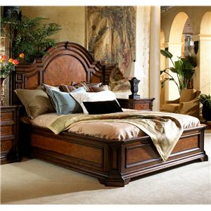 Fine Furniture Design Viniterra Queen Mantle Bed