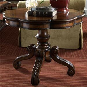 Fine Furniture Design Viniterra Round Lamp Table