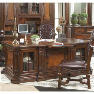Fine Furniture Design Viniterra Executive Desk