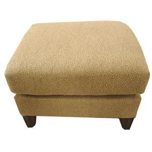 Flexsteel Accents Upholstered Ottoman