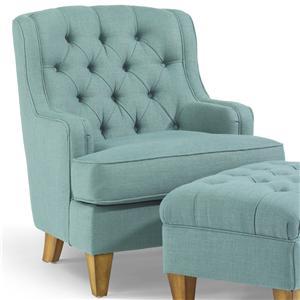 Flexsteel Accents Terrace Chair