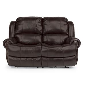 Flexsteel Latitudes - Capitol Power Reclining Loveseat