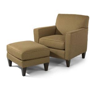 Flexsteel Digby Chair and Ottoman