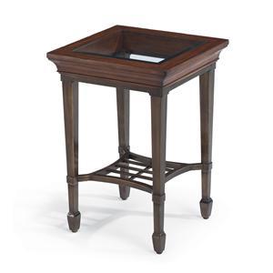 Flexsteel Hathaway Chairside Table