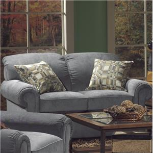 Flexsteel Main Street Loveseat