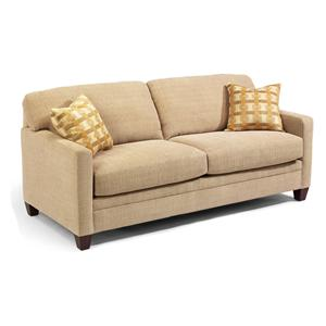 Flexsteel Serendipity Upholstered Sofa Sleeper