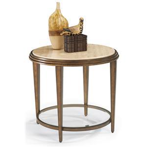 Flexsteel Seville Lamp Table