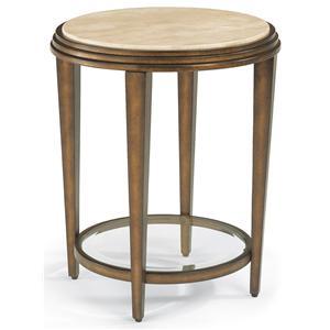 Flexsteel Seville Chair Side Table