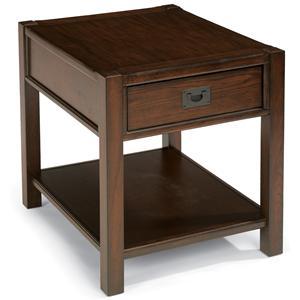 Flexsteel Sonoma End Table