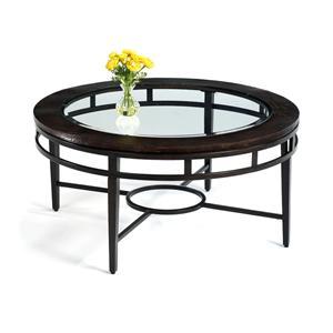 Flexsteel Symphony Round Cocktail Table