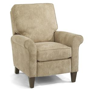 Flexsteel Westside High Leg Recliner