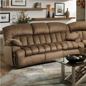 Franklin 568 Reclining Sofa