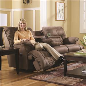 Franklin 6460 Sofa Recl / Table