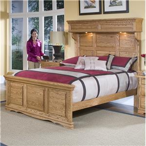 Furniture Traditions Master-Piece Newport Breeze Bed