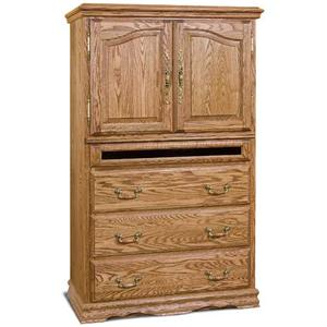 Furniture Traditions Master-Piece Treasures Entertainment Chest