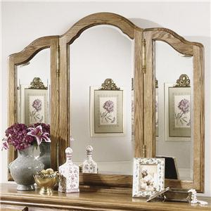 Furniture Traditions Master-Piece Treasures Wing Mirror