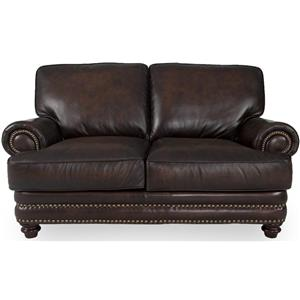 Futura Leather Westbury Leather Loveseat