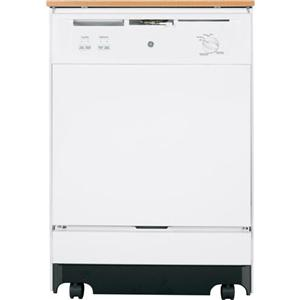 "GE Appliances Dishwashers 24"" Portable Dishwasher"