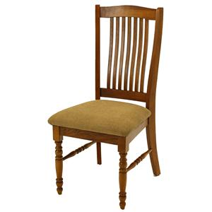 GS Furniture American Classic Urbandale Side Chair
