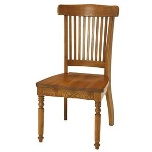 GS Furniture American Classic Grand Side Chair
