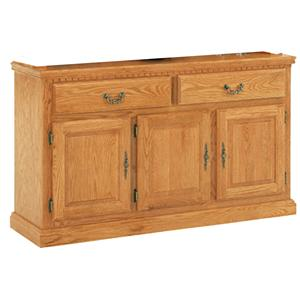 GS Furniture American Classic Classic Buffet