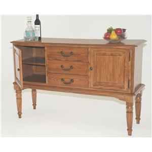 GS Furniture American Classic Server